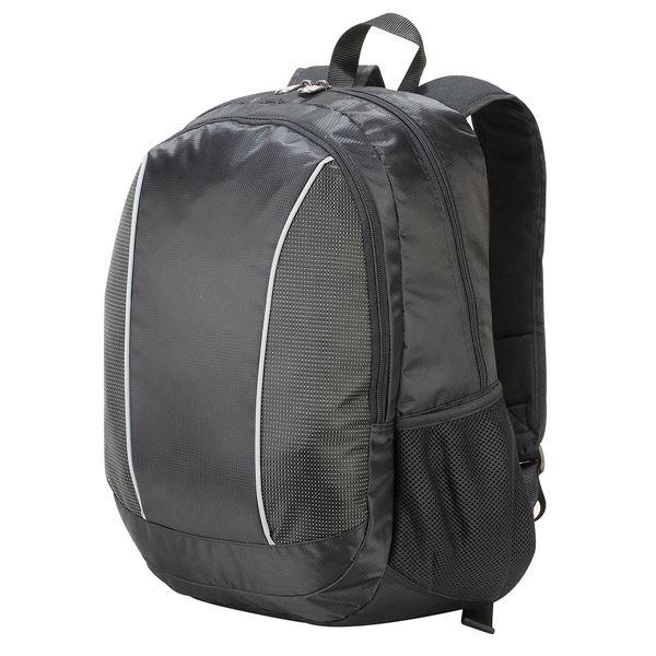 """حقيبة الظهر للكمبيوتر المحمول """"زيورخ"""" 5343 أسود"""