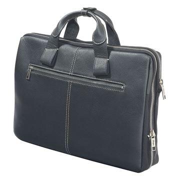 Изображение  11.201.310 Кожаный портфель для ноутбука НАПА