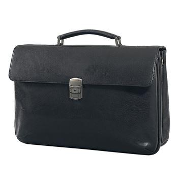 Изображение Деловая сумка для портативного компьютера из кожи  11.203.710