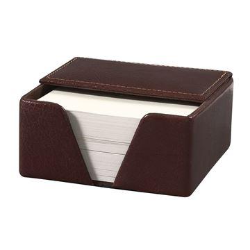 Изображение  16.702.141 Кожаный держатель блокнота для заметок
