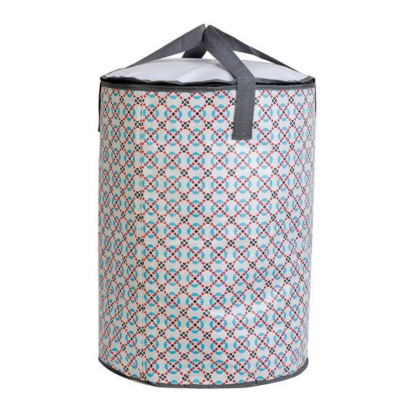 PISA STORAGE/LAUNDRY BAG 9040 White pattern