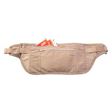 Изображение  3301 Невидимая поясная сумка для денег