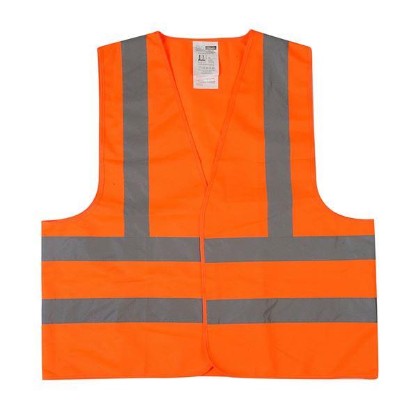 Изображение 2575 жилет Светоотражающий Оранжевый