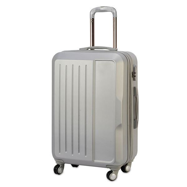 Изображение 6303-52W  BOSTON 20'' TROLLEY Silver
