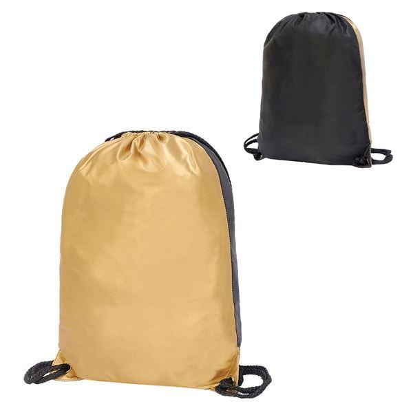 حقيبة ذات اتجاهين مع ربّاط – ستافورد 5891 الذهب/ الأسود