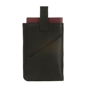Изображение NAPPA LEATHER PASSPORT HOLDER 17.823.310
