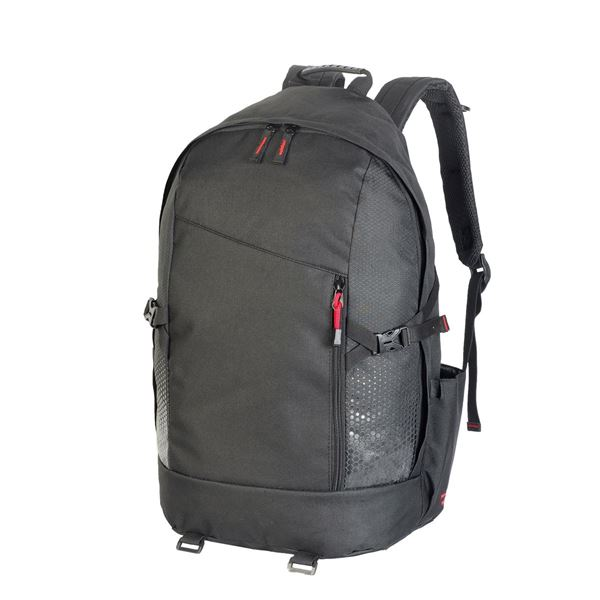 1786 GRAN PEIRRO HIKER BACKPACK Black