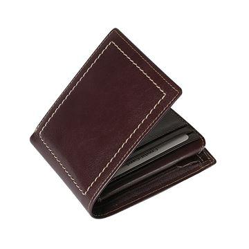 Изображение 13.400.141 Кожаный мужской кошелёк