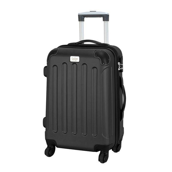حقيبة ترولي 4 عجلات سيدني  20'' 2350-50 أسود