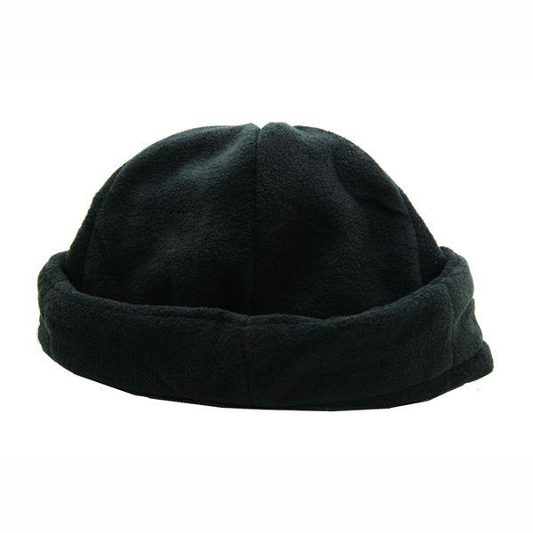 قبعة فليز مدفئة للشتاء 14 أسود