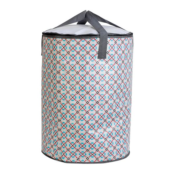 PISA STORAGE/LAUNDRY BAG 9040 White pattern