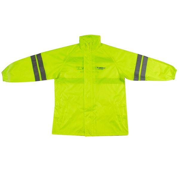 תמונה של חליפת סערה זוהרת 11-5032 S-M צהוב זוהר