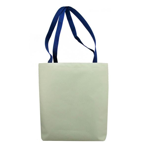 89-1016-45 SHOPPING BAG ضوء رمادي/ أزرق