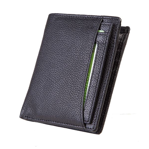 NAPPA LEATHER MEN WALLET 13.415.310 Black