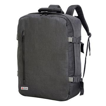 Изображение 7720 Мягкий чемодан для посадки в самолёт Триест