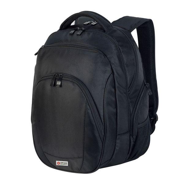 """حقيبة الظهر للكمبيوتر المحمول  """"لوسرن"""" 5830 Black"""