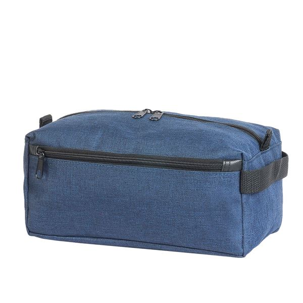 2485 TOILETRY BAG  Navy Mélange