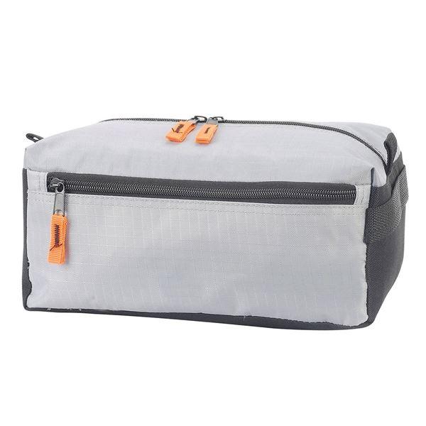 """حقيبة لأدوات الزينة """"إيبيزا"""" 2484 فضة"""