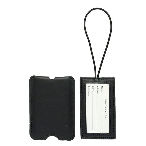 תמונה של תג מזוודה קטניה 9103 שחור