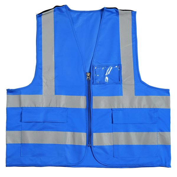 Изображение 2595 INSPECTOR VEST Royal Blue