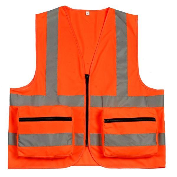 صدرة مهندس 2593 Hi-Vis Orange