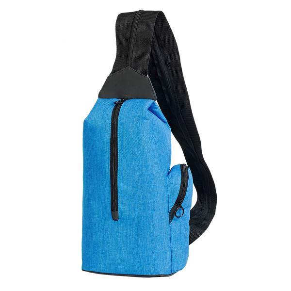 תמונה של מנשא גב לבקבוקים אילות 3830 כחול מלאנג'