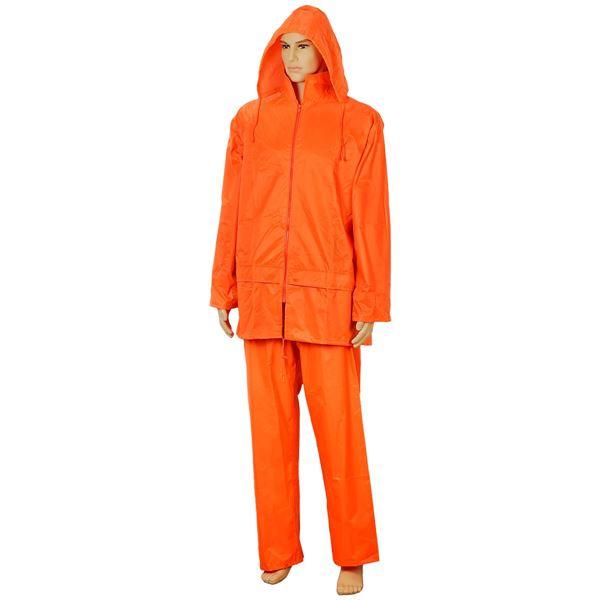 8251 STORM SUIT M-L Orange