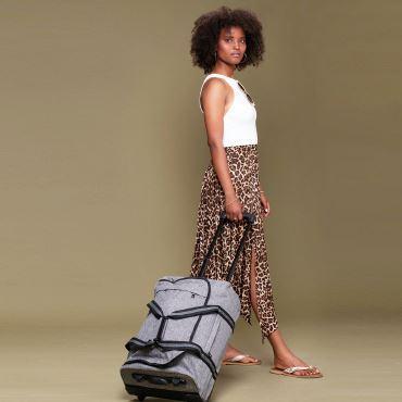 Изображение для категории Мягкие чемоданы