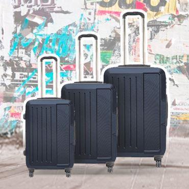 Изображение для категории Жёсткие чемоданы
